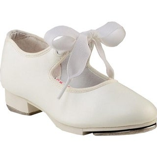 Capezio Dance Women's Jr. Tyette N625 White