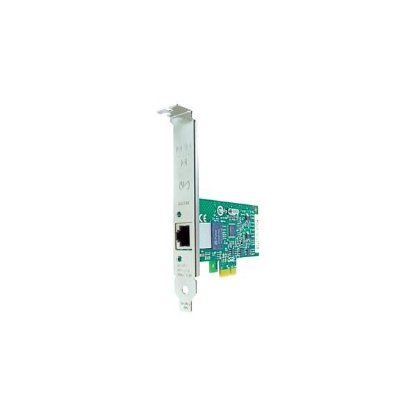 Axiom PCIe x1 1Gbs Single Port Copper Network Adapter for TP-Link Single Port Fiber Network Adapter