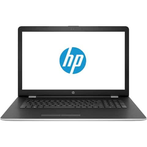 "HP BS051OD Intel Core i3-7100U X2 2.4GHz 6GB 1TB 17.3"" Win10,Gray(Certified Refurbished)"