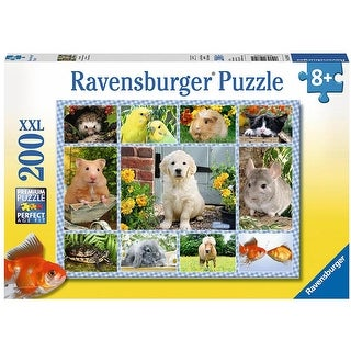 My First Pet 200 Piece Puzzle
