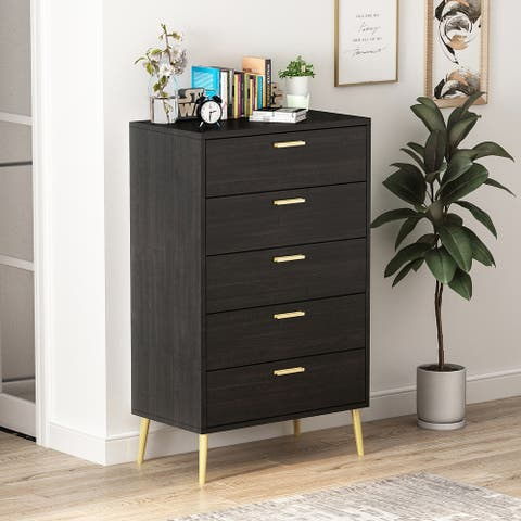 5-Drawer Chest For Home & Office