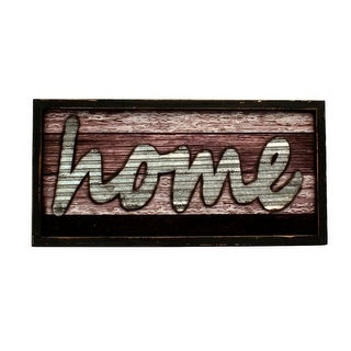 Western Moments Wall Sign Distressed Wood Home Tin Metal Gray 94109