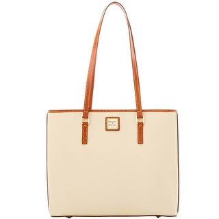 Dooney & Bourke Pebble Grain Whitney Tote (Introduced by Dooney & Bourke at $298 in Nov 2015) - Bone