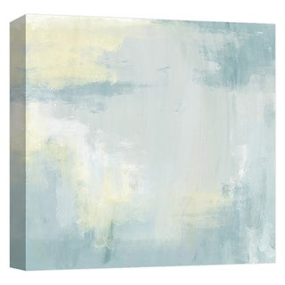 "PTM Images 9-124751  PTM Canvas Collection 12"" x 12"" - ""Sky Mist"" Giclee Abstract Art Print on Canvas"