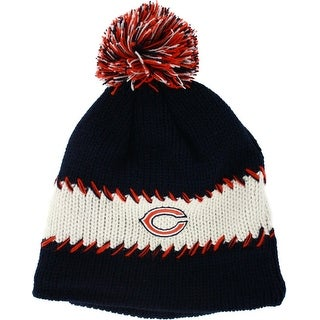 Chicago Bears Women S Retro Loop Knit Cap Multi