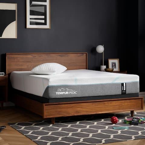 TEMPUR Adapt Medium 11-inch Mattress and Ergo Extend Adjustable Bed Set