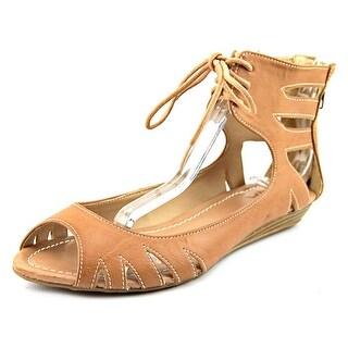 Mia Damsel Women Open Toe Synthetic Gladiator Sandal