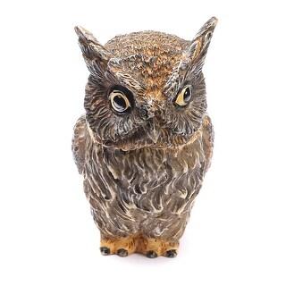 Owl Pot Bellys Box - Screech Owl