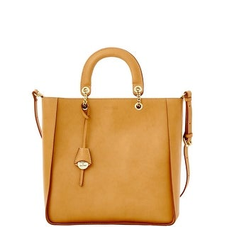Dooney & Bourke Alto Arabella (Introduced by Dooney & Bourke at $775 in Mar 2015) - Natural