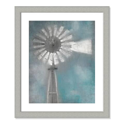 Windmill - 27'' x 23''