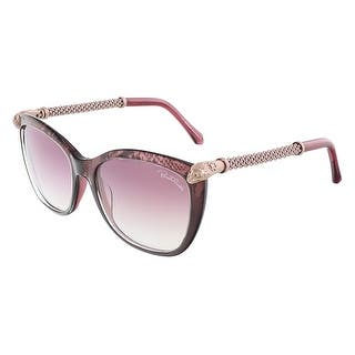 Roberto Cavalli RC978S/S 83Y TALITHA Violet Rose Gold Square sunglasses - violet rose gold - 55-17-135|https://ak1.ostkcdn.com/images/products/is/images/direct/620c7f1c7a72c09a51f6a91e3262a1fe79fabdb6/Roberto-Cavalli-RC978S-S-83Y-TALITHA-Violet-Rose-Gold-Square-sunglasses.jpg?impolicy=medium
