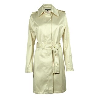 Via Spiga Women's Water Repellent Coat - XL