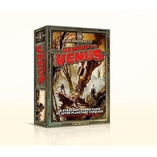 Onward to Venus Board Game