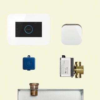 Mr Steam I3BUTLER iButler Steam Shower Package - Includes (1) iSteam 3 Touch Scr