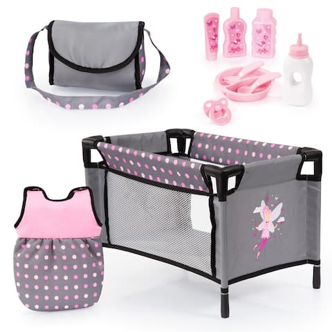 Baby Doll Travel Bed and accessories set