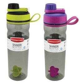 Rubbermaid 1896465 Shaker Water Bottle
