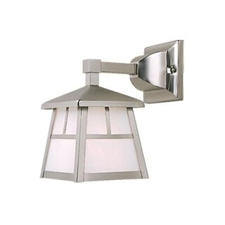 Vaxcel Lighting OW14663 Mission 1 Light Outdoor Wall Sconce - 7 Inches Wide