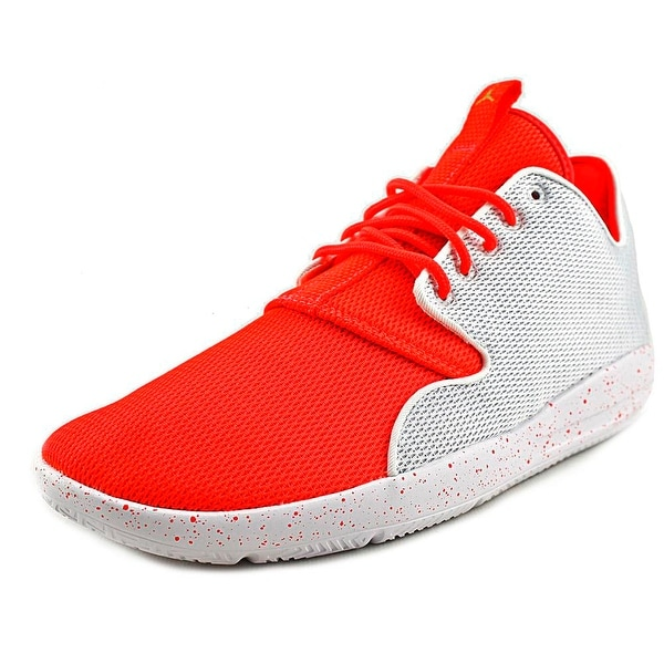 Jordan Eclipse Men Round Toe Synthetic White Sneakers