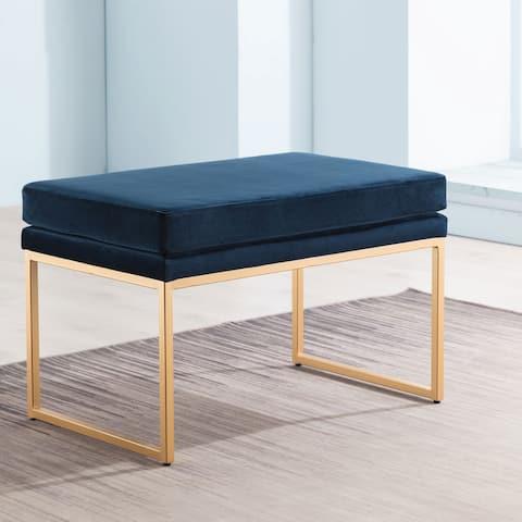 Kotter Home Upholstered Rectangular Bench/Ottoman