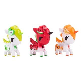Unicorno Fruit 3-Pack - multi