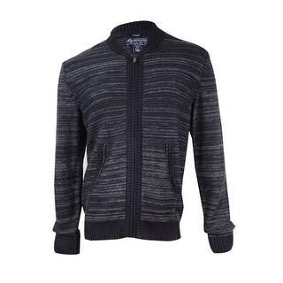 American Rag Men's Full-Zip Mock-Collar Sweater Bomber|https://ak1.ostkcdn.com/images/products/is/images/direct/6213fbd9e37089b9d1f137cb6a7810899208a1d0/American-Rag-Men%27s-Full-Zip-Mock-Collar-Sweater-Bomber.jpg?impolicy=medium