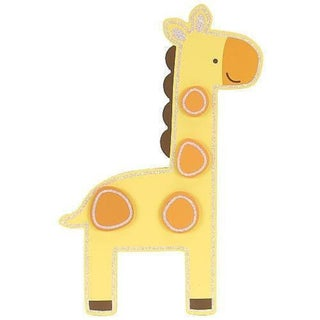 "Babies""R""Us Giraffe Wall Decor Wooden Nursery"