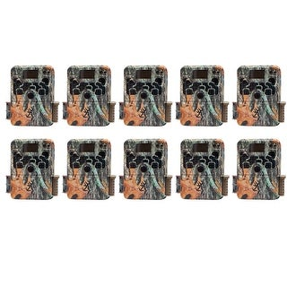 Browning Strike Force Elite HD Trail Camera (10-Pack) - Camouflage