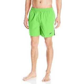 Speedo Mens Horizon Splice Volley 16 Inch Swim Trunks
