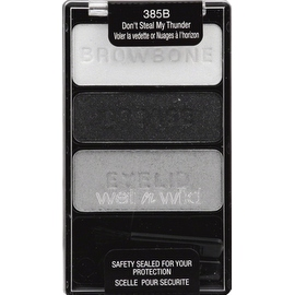 Wet n Wild Color Icon Collection Eyeshadow Trio, Don't Steal My Thunder [385B], 1 ea