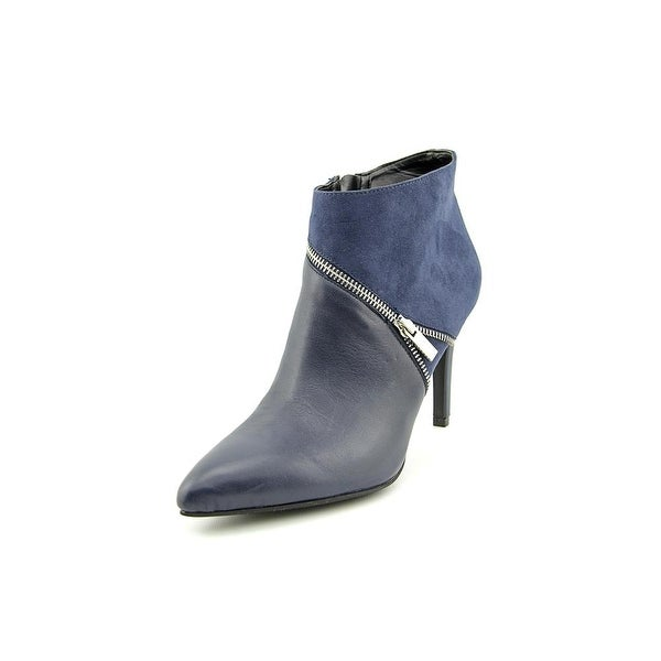 Bar III Festa   Pointed Toe Synthetic  Ankle Boot