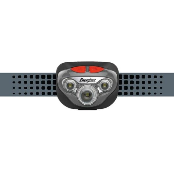 EnergizerA HDD32E Vision HD + Focus LED Headlight w/ 3 AAA Batteries, 250 Lumens