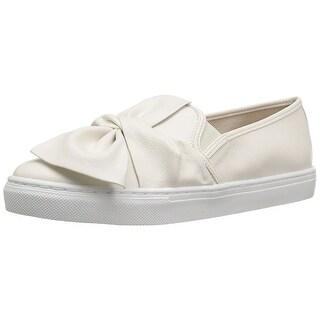 Carlos by Carlos Santana Womens Alegra Low Top Slip On Fashion Sneakers