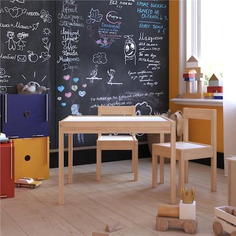 Avenue Greene Dreama 3-PC Kiddy Table & Chair Set