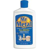 West Drive Mr Metal 8 Oz Polish 707284 Unit: EACH