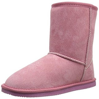 Lamo Girls Classic Suede Casual Boots