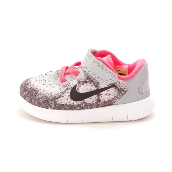 d9ccd5e913afb Shop Nike Girls Nike Free RN Low Top Bungee Running Sneaker - 6 m us ...