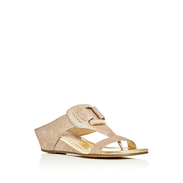f62f662af3c0 Donald J Pliner Womens duan-an Fabric Open Toe Special Occasion Platform  Sand... - 5 - Free Shipping Today - Overstock - 26484703
