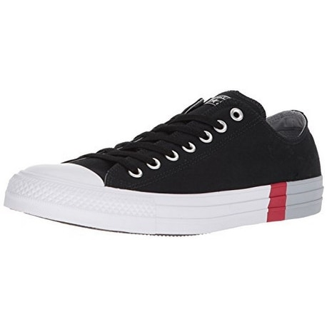 Converse Unisex Chuck Taylor All Star, Black/Wolf Grey/White