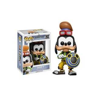 Funko POP Disney Kingdom Hearts - Goofy - Multi