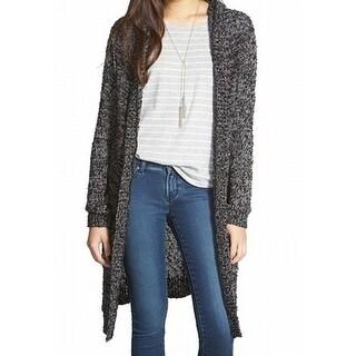 Sun & Shadow NEW Black White Women's Size Small S Cardigan Sweater