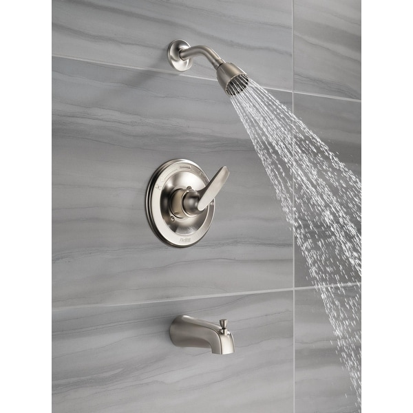 Valve sold separately Delta Foundations BT13010 Monitor 13 Series Valve Trim Only Delta Faucet Chrome