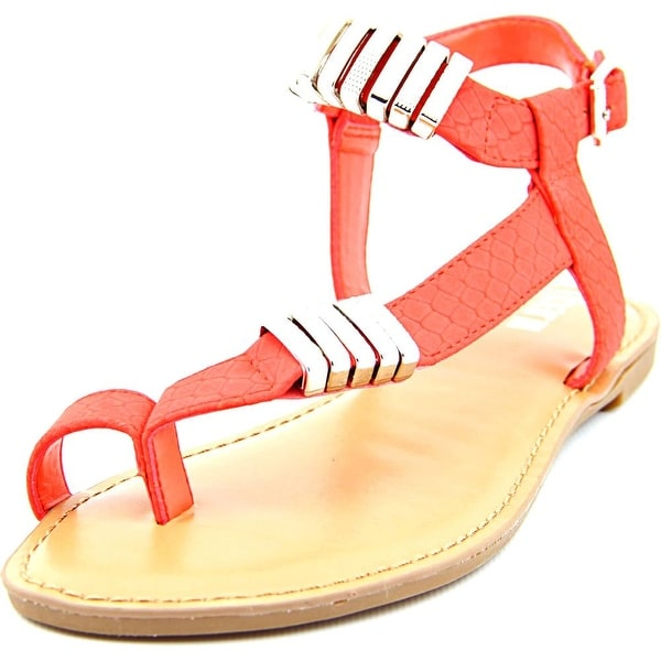 Bar III Verna Women Coral Sandals