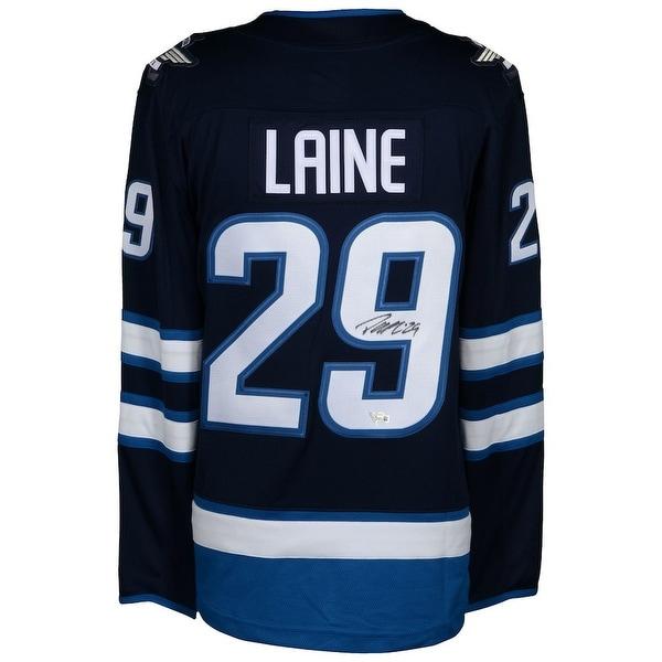 e9cdd9d0e3c Patrik Laine Signed Winnipeg Jets NHL Fanatics Break Away Jersey Fanatics  COA