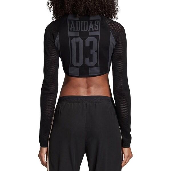 Shop adidas Originals Womens Pullover Top Fitness Workout