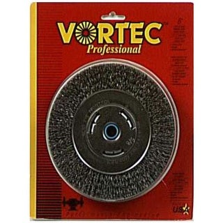 """Weiler 36004 Crimped Wire Wheel, 6"""""""