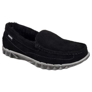 Skechers 64949 BLK Men's TRIDE-RENCE Casual