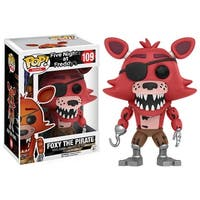 Five Nights At Freddy's POP Vinyl Figure: Foxy The Pirate - multi