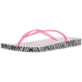 Ipanema Womens Ana Soft, White/Pink