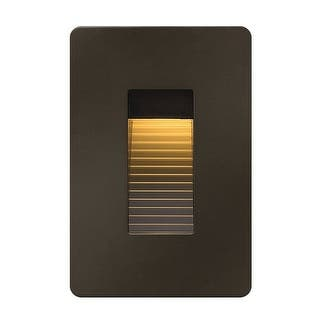 Hinkley lighting wired landscape lighting for less overstock hinkley lighting 58504 1 light ada compliant led outdoor step light from the luna collection aloadofball Choice Image