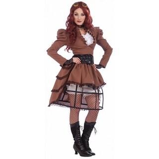 Steampunk Vicky
